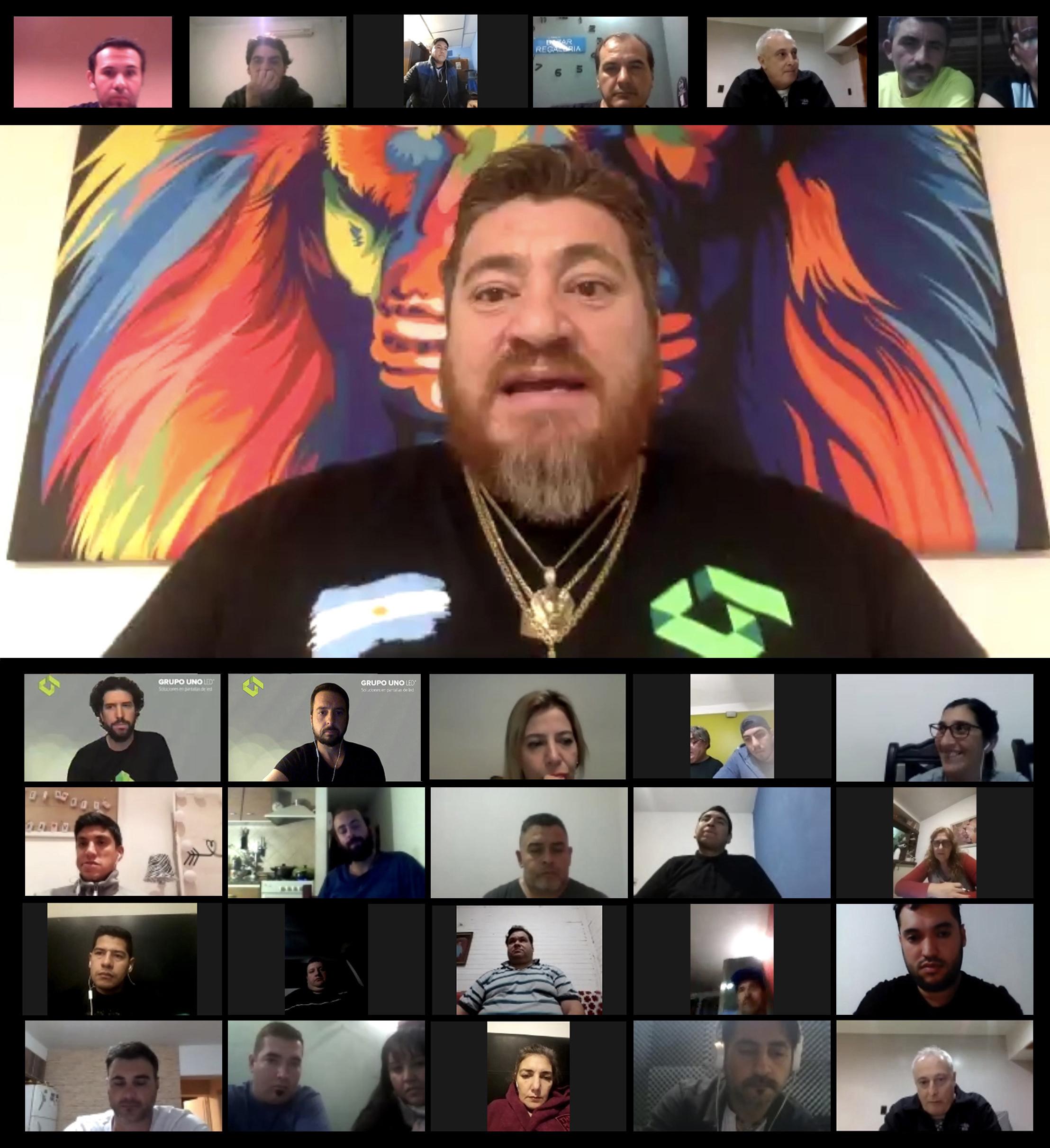 Imperdible charla de Javier Miranda por videoconferencia.