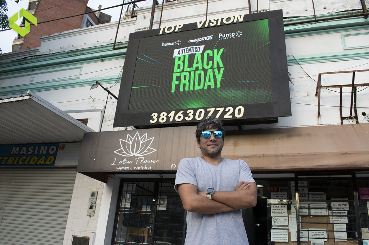 Nuevo testimonio de un cliente en Tucumán.