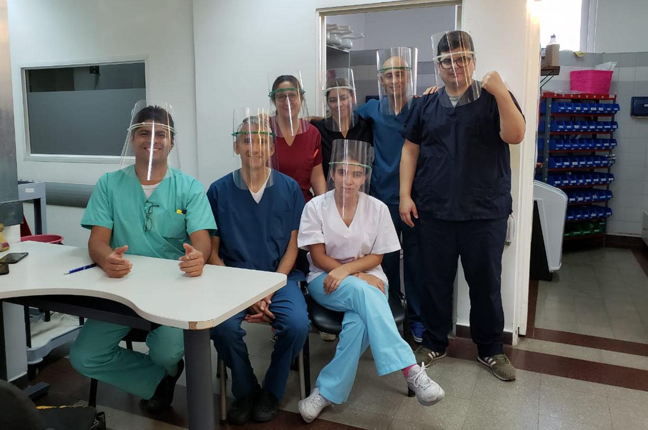 Terminamos las primeras 20 máscaras y vamos por muchas más.